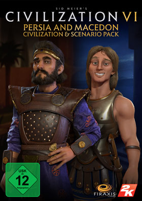Sid Meier's Civilization® VI - Persia and Macedon Civilization & Scenario Pack