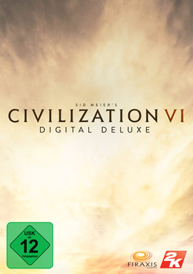 Sid Meier's Civilization® VI - Digital Deluxe