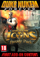 Duke Nukem Forever - Hail to the Icons Parody Pack