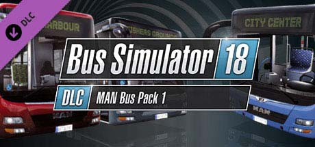 Bus Simulator 18 MAN Bus Pack 1 (DLC)