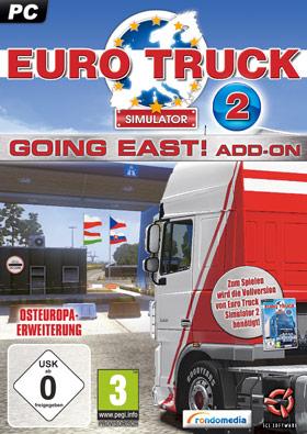 Euro Truck Simulator 2: Going East! (Add-On)