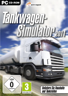 Tanker Truck Simulator 2011
