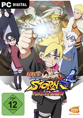 NARUTO SHIPPUDEN Ultimate Ninja STORM 4 Road to Boruto Bundle