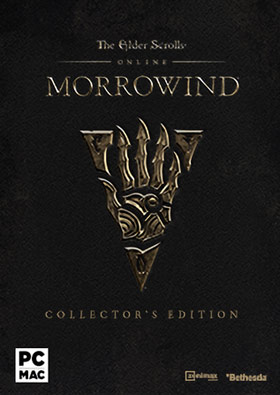 The Elder Scrolls Online - Morrowind Digital Collector's Edition