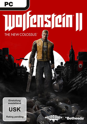 Wolfenstein II: The New Colossus - German Edition