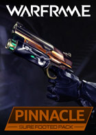 Warframe: Sure Footed Pinnacle Pack