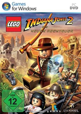 LEGO Indiana Jones 2 : The Adventure Continues