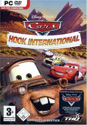Disney•Pixar Cars: Hook International