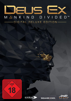Deus Ex: Mankind Divided - Digital Deluxe Edition (Linux)