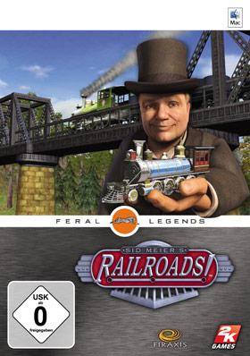 Sid Meier's Railroads! (Mac)