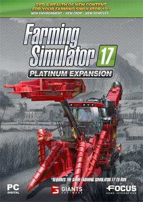 Farming Simulator 17 - Platinum Expansion