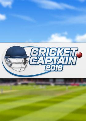Cricket Captain 2016