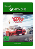 Need for Speed Payback: Standard Edition - Xbox