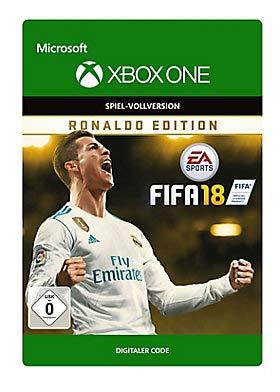 FIFA 18: Ronaldo Edition - Xbox