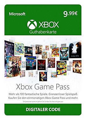 Xbox Game Pass - Xbox