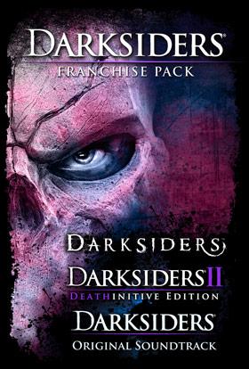 Darksiders New Franchise Pack