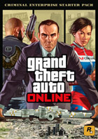 Grand Theft Auto V - Criminal Enterprise Starter Pack