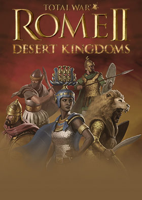 Total War: Rome II - Desert Kingdoms (DLC)