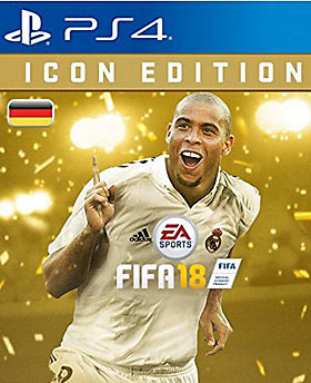 FIFA 18 ICON Edition - PlayStation