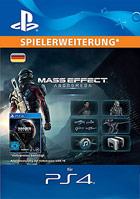 Mass Effect™: Andromeda Deluxe-Upgrade - Playstation