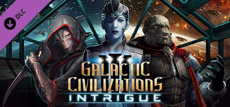 Galactic Civilizations III - Intrigue Expansion (DLC)