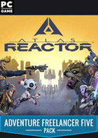 Atlas Reactor - Adventure Freelancer Five Pack