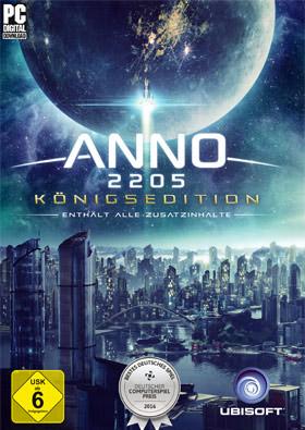 Anno 2205™ Königs-Edition
