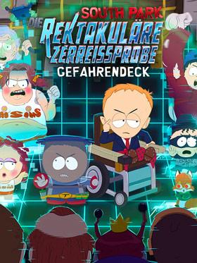 South Park: Die rektakuläre Zerreißprobe - Gefahrendeck (DLC1)