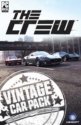 The Crew - Vintage Car Pack (DLC4)