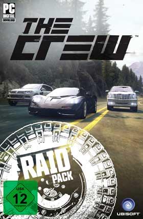 The Crew - Raid Car Pack (DLC5)