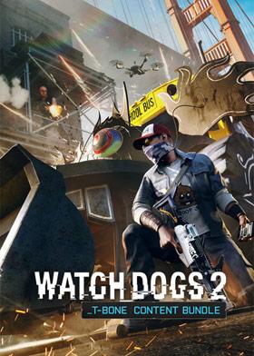 Watch_Dogs® 2 - T-Bone Content Bundle (DLC)
