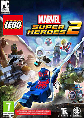 LEGO Marvel Super Heroes 2 - Deluxe Edition