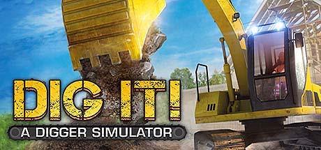 Dig it! – Der Bagger Simulator