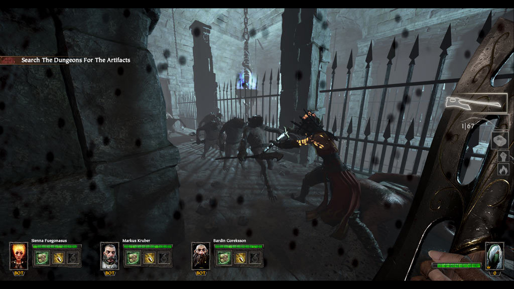 Warhammer End Times Vermintide Drachenfels Gamesload