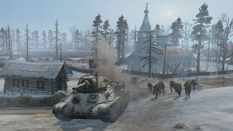 Case Blue Company Of Heroes 2 : Company of heroes 2 case blue dlc gamesload