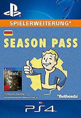 Fallout 4 Season Pass Bundle - Playstation