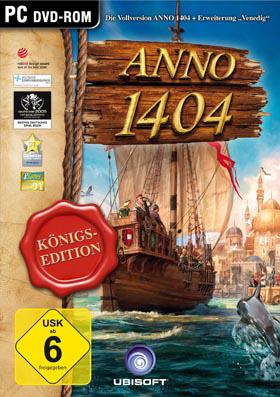 Anno 1404 Königs-Edition